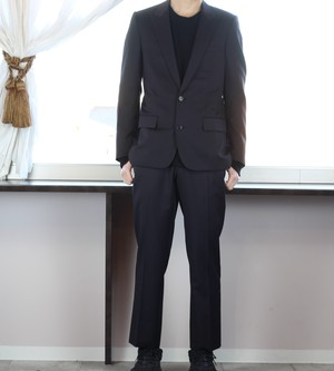 DIOR HOMME WOOL SET UP SUIT/ディオールオムウールセットアップスーツ