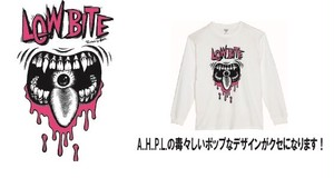 LOW BITE / シリーバイト・ロングTEE