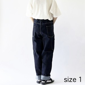 HARVESTY / BIG PAINTER DENIM PANTS