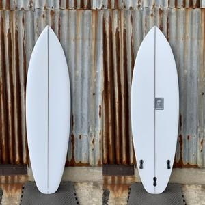 """Christenson Surfboard Surfer Rosa 6'0"""" /FCS II Plug"""