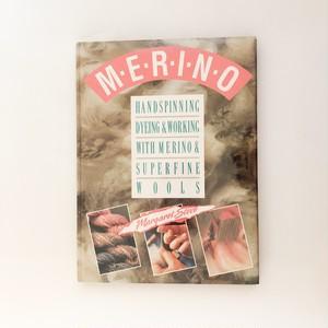 メリノウールの手紡ぎ MERINO