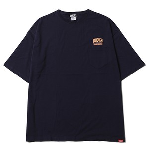 "RUDIE'S / ルーディーズ | "" GOOD VIBRATION BIGSILHOUETTE PKT-T "" - navy"