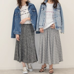 【予約】2019SS Lady Like Flower Skirt SO-02