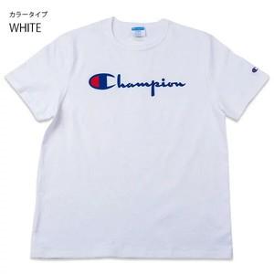 チャンピオン Tシャツ 半袖 クルーネック メンズ レディース 大きいサイズ GT19 Y08254|ブランド アメカジ USAモデル