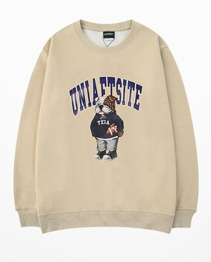★UNISEX UNIATSITEブルドッグMTM(Cream,Navy,Grey,Black) 49