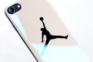 【限定ホワイト】ナイキ × ジョーダン iPhoneケース ♪ 6 6s 7 plus エアー