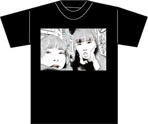 受注作品Tシャツ(なんちゃらアイドル)