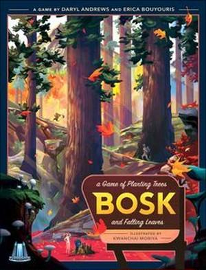 Bosk 和訳付き輸入版