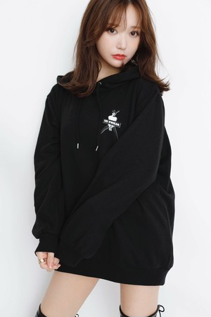 The Philia Long Hoodie