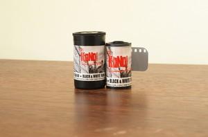 【モノクロネガフィルム 35mm】KONO!(コノ)MONOLIT64 B&W FILM 36枚撮り