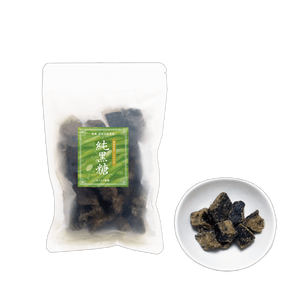 手づくり『純黒糖』×1袋 奄美 加計呂麻島 黒砂糖 通販 タイケイ製糖