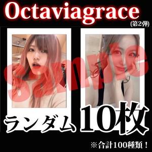【チェキ / ランダム10枚】Octaviagrace (第二弾)