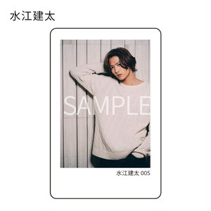 男劇団 青山表参道X 37card(水江建太)