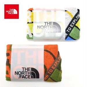 THE NORTH FACE ノースフェイス マウンテン レインボータオル M