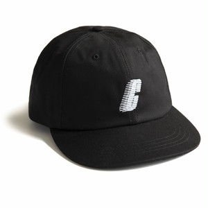 Chrystie nyc Race C Logo Hat black キャップ