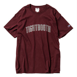 Tightbooth / COLLEGE CHAMPION / Wine / Sサイズ
