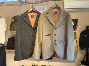 """TWEED NOMAD JACKET"" / Gypsy&Sons"