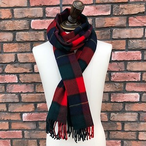 English Tradition By Manchester Tie&Scarf Co. Lambswool Scarf