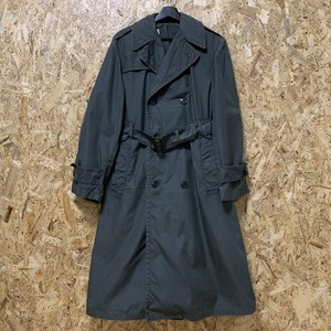 1970's アメリカ陸軍 U.S.Army Trench Coat Raincoat,Men's Cotton and Polyester,Quarpel,Army Green 274 【19111604】