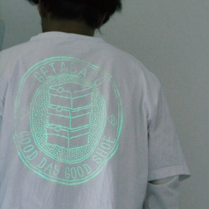 "GETABACO G.I.D.TEE ""FREE YOUR MIND PACK"" [WHITE]"