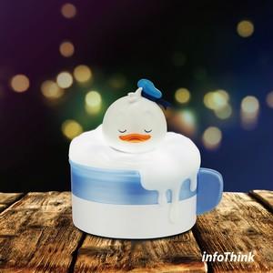 InfoThink Disney ディズニー 小物入れ付ランプ ドナルド iAL-100 (DonaldDuck)