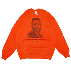 """Martin Luther King Jr"" Vintage Sweat Used"