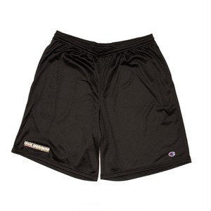 ALLTIMERS / COOL RUNNINGS SHORTS -BLACK-