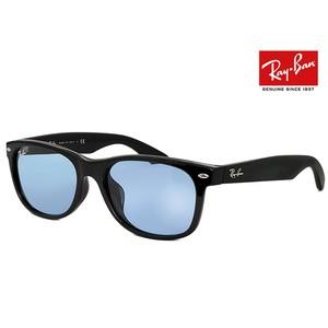 レイバン ウェイファーラー サングラス rb2132f 60164 Ray-Ban NEW WAYFARER 601/64 メンズ レディース rb2132-f ライトカラー WASHED LENSES