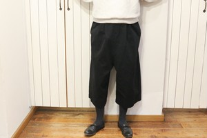 Gauze#_ROOMY PANTS/FREEサイズ