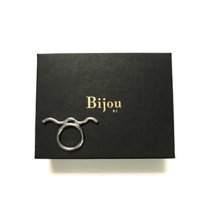 Bijou R.I - WAVY RING -