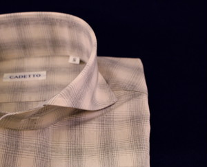 CADETTO ORIGINALS SHIRTS Shadow Check