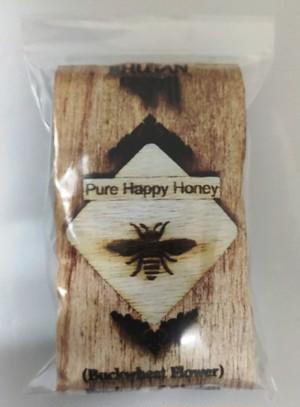 ブータン産はちみつ Pure Happy Honey BUCKWHEAT(ピンクのそばの花)スティック100