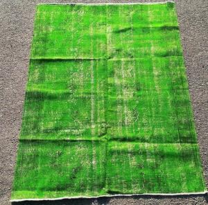 トルコ絨毯ヴィンテージラグ TEBR05 2380×1700