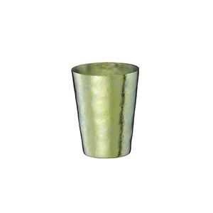 SUSgallery (サスギャラリー) 真空チタンカップ TITANESS Tumbler Basic line 【Multiple(S) Lime Green 300ml】