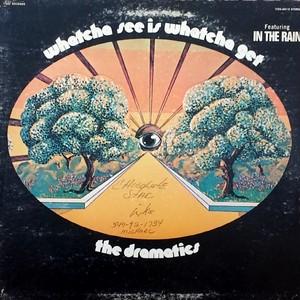 Dramatics - Whatcha See Is Whatcha Get