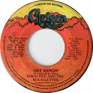 Disco-Tex & The Sex-O-Lettes – Get Dancin'