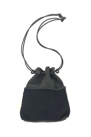 RE.ACT Kinchaku Bag Black