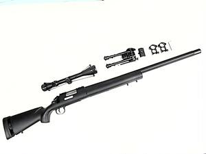 A&K 700 M24 ライフル ボルト式 エアー コッキング