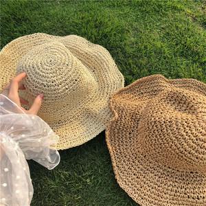 [数量限定]natural straw hat