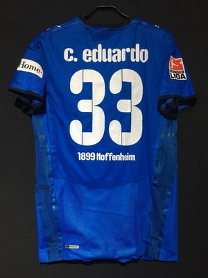 【2008/09】 / ホッフェンハイム(H) / Condition:New / Size:L / #33 C.EDUARDO