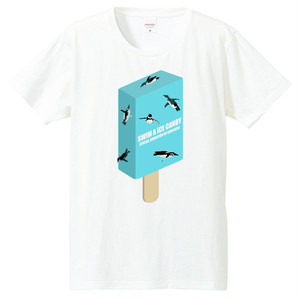 [Tシャツ] Swim a Ice Candy