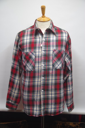 70's BIG MAC Heavy Flannel Shirts
