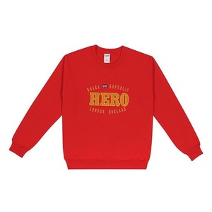 "ROARA REPUBLIC LONDON ""HERO CREWNECK SWEAT"""