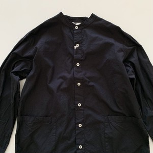Band Collar Shirts | yarmo