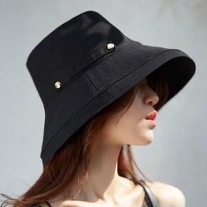 5613UVカット帽子 UVハット つば広 レディース 紫外線 対策 日よけ帽子 日焼け防止  折りたたみ帽子