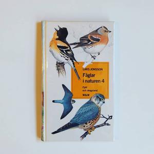 スウェーデンの鳥類図鑑 Faglar i naturen 4