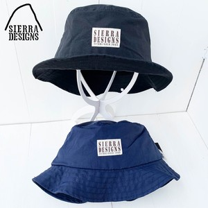 """SIERRA DESIGNS"" BUCKET HAT  2color"