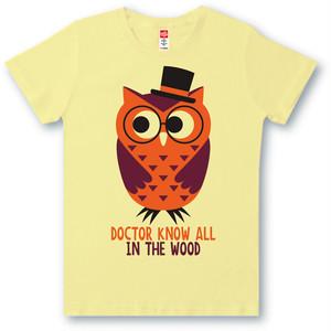 #473 Tシャツ DOCTOR/YEL