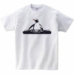 [キッズTシャツ] DJ penguin