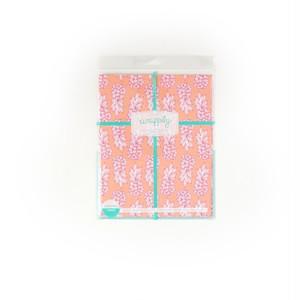 【Wrappily】パイナップルブラッシュ・海の花